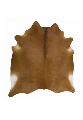 FCR-1 Cow Rug - Natural Brown