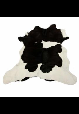 FCR-2 Cow Rug - Black & White