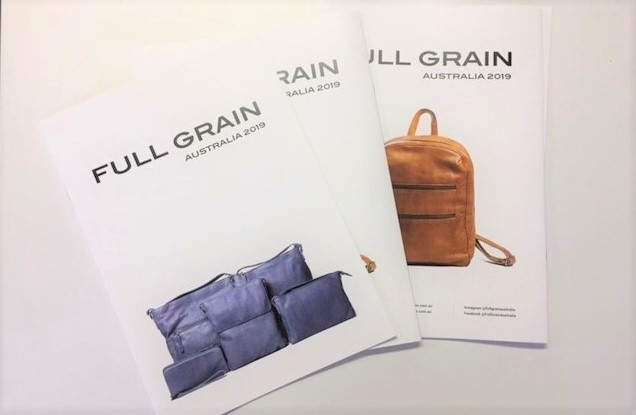 The latest collection by Full Grain Australia